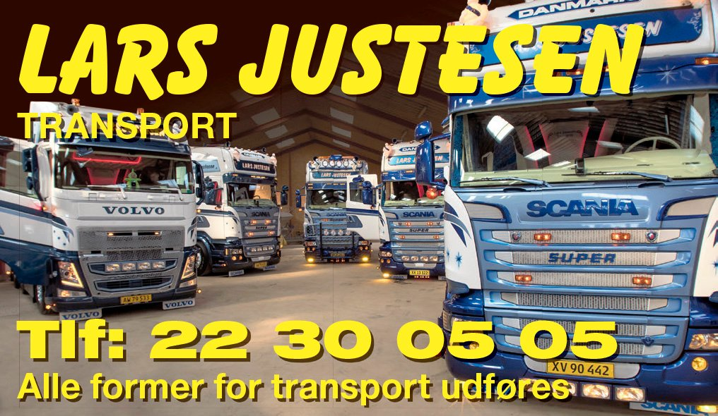 Lars Justesen Transport